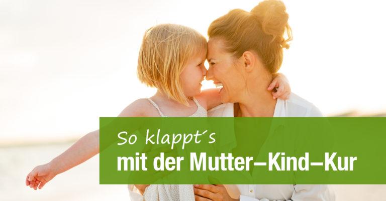 Mutter-Kind-Kuren